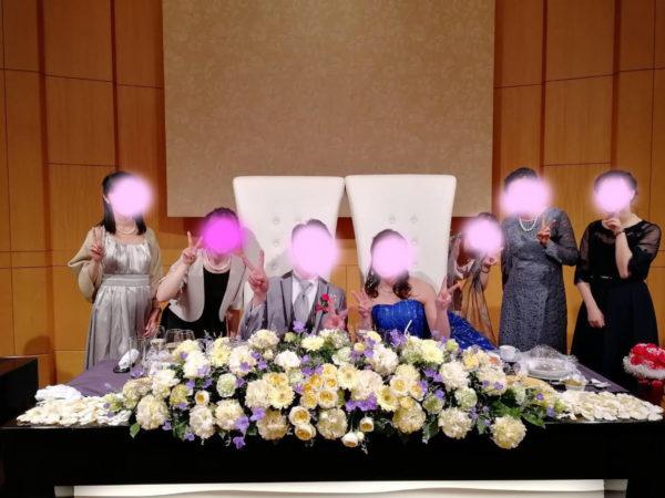 結婚式お呼ばれドレス