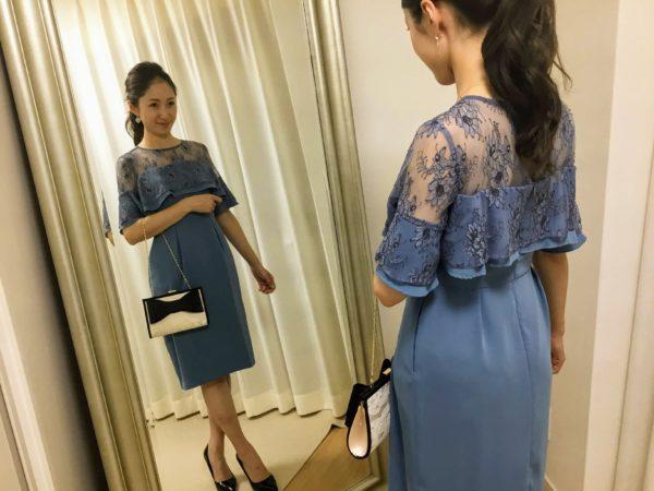 カエンレンタルドレス